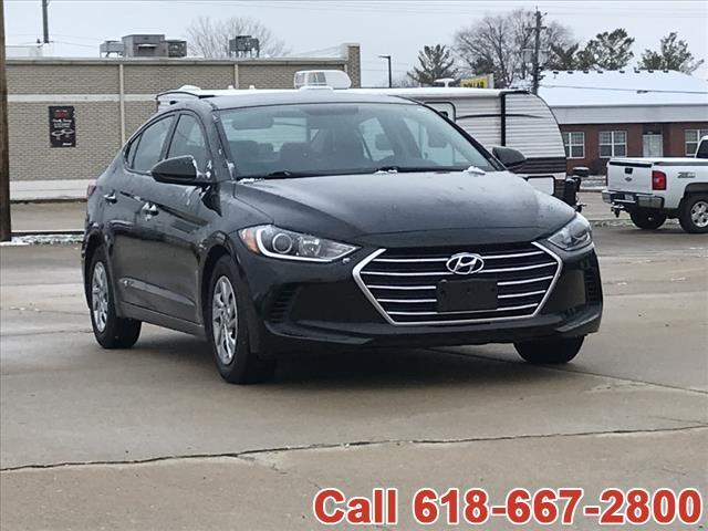 2017 Hyundai Elantra a la venta en Troy, IL - Image 1