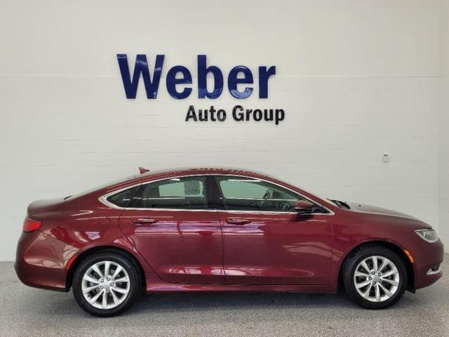 2016 Chrysler 200 for Sale in Silvis, IL - Image 1