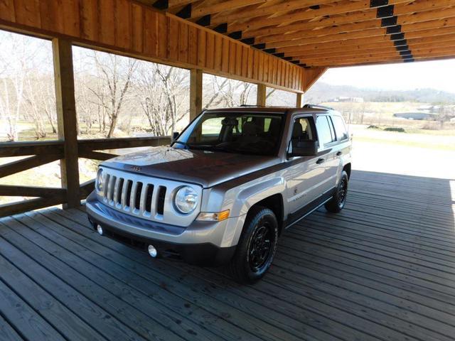 2017 Jeep Patriot a la venta en Blairsville, GA - Image 1