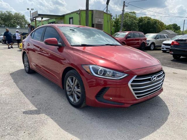 2017 Hyundai Elantra a la venta en Kissimmee, FL - Image 1
