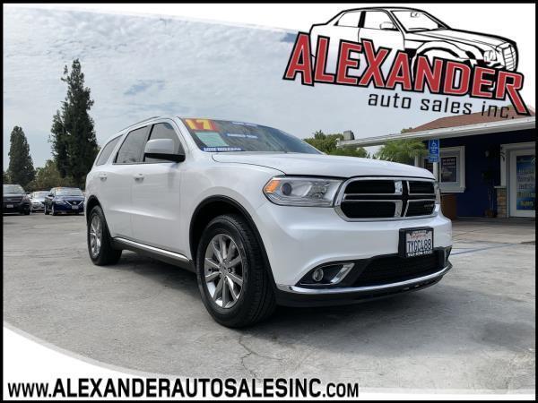 2017 Dodge Durango for Sale in Whittier, CA - Image 1