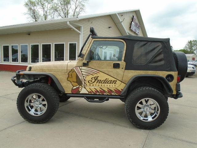 2001 Jeep Wrangler for Sale in Milaca, MN - Image 1