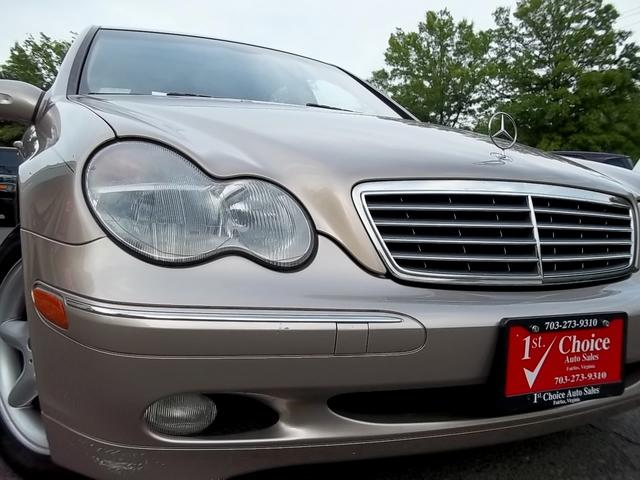 Used 2004 Mercedes Benz C Class C240 Sedan In Fairfax Va Near 22031 Wdbrf61j94a548223 Auto Com