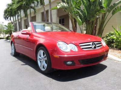 Mercedes-Benz CLK-Class 2009 for Sale in Naples, FL