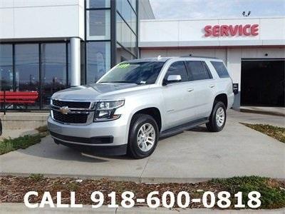 2016 Chevrolet Tahoe a la venta en Tulsa, OK - Image 1