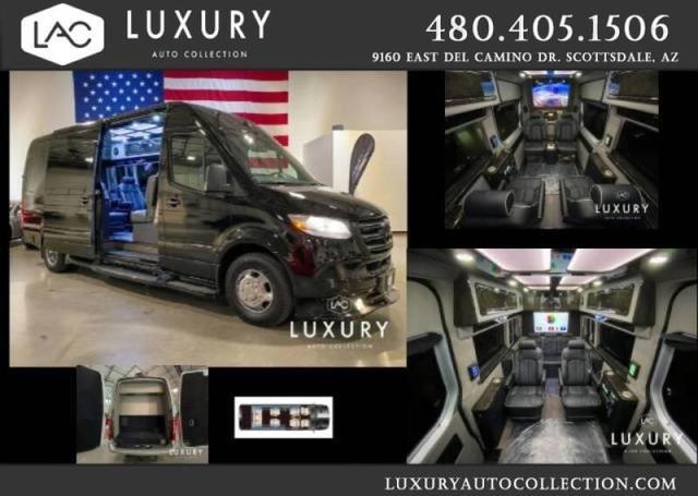 2020 Mercedes-Benz Sprinter 3500XD for Sale in Scottsdale, AZ - Image 1