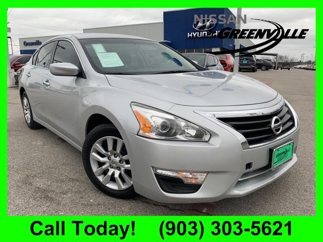 2014 Nissan Altima for Sale in Greenville, TX - Image 1