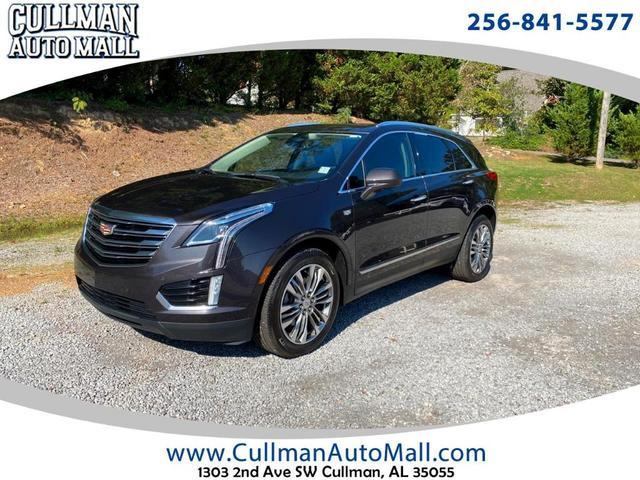 2017 Cadillac XT5 a la venta en Cullman, AL - Image 1