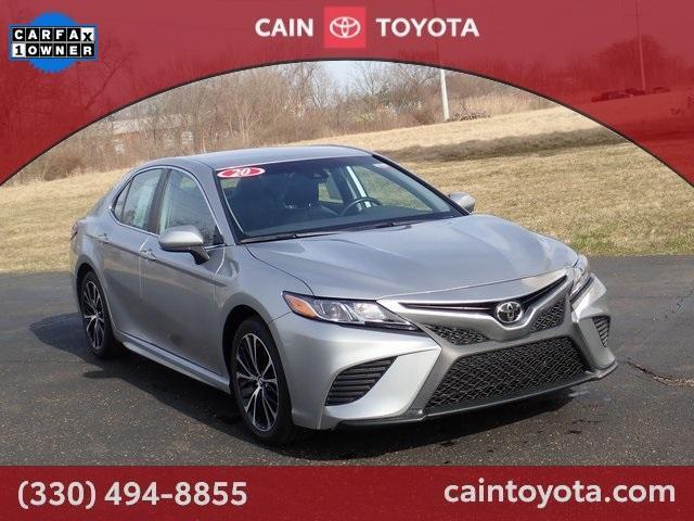 2020 Toyota Camry a la venta en North Canton, OH - Image 1