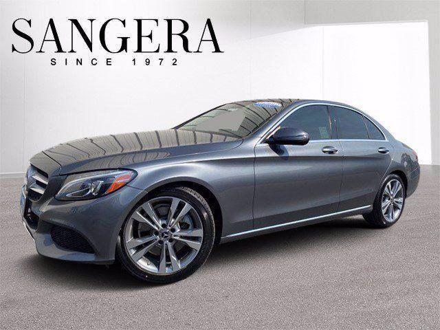2017 Mercedes-Benz C-Class for Sale in Bakersfield, CA - Image 1