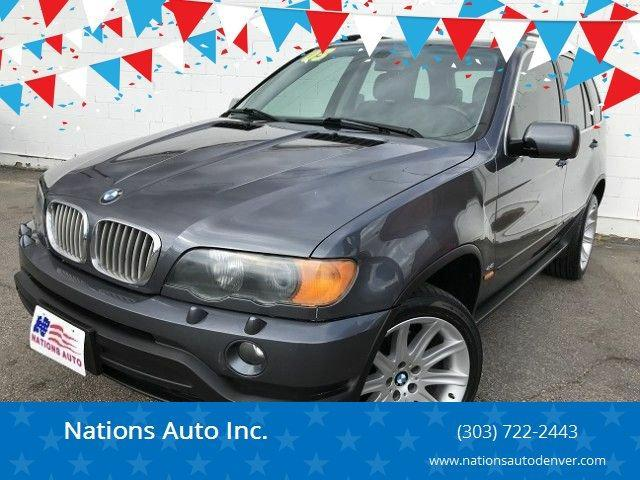 2003 BMW X5 for Sale in Denver, CO - Image 1