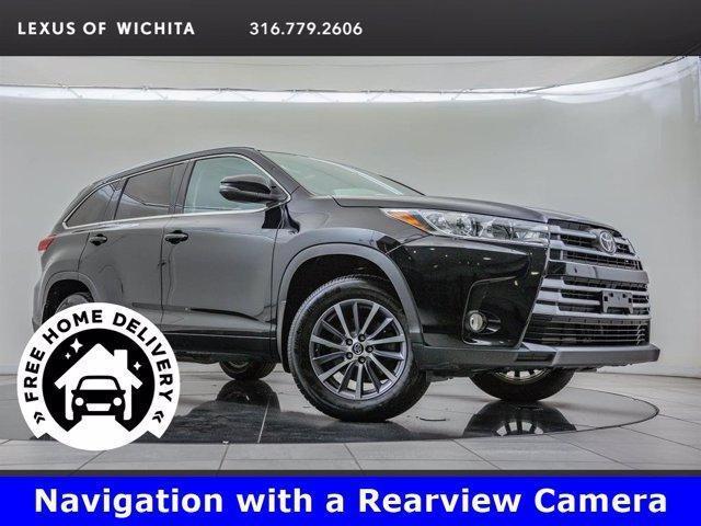 2018 Toyota Highlander a la venta en Wichita, KS - Image 1