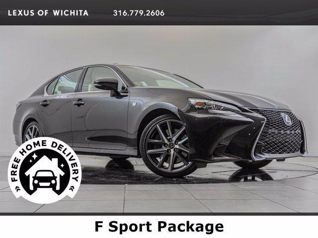 2016 Lexus GS 450h a la venta en Wichita, KS - Image 1