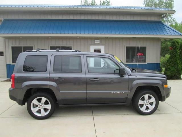 2015 Jeep Patriot for Sale in Nottawa, MI - Image 1