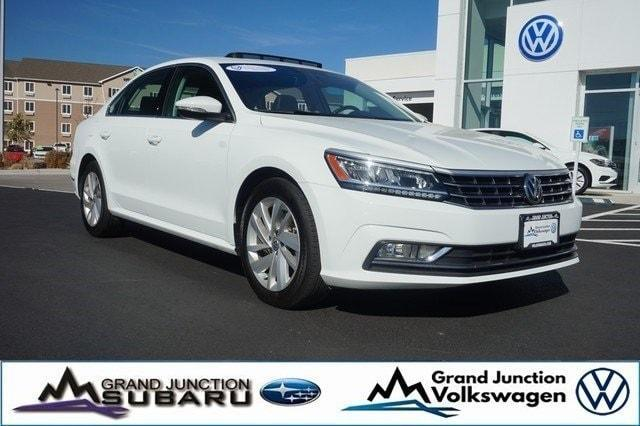 2018 Volkswagen Passat for Sale in Grand Junction, CO - Image 1