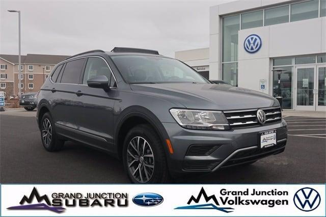 2020 Volkswagen Tiguan for Sale in Grand Junction, CO - Image 1
