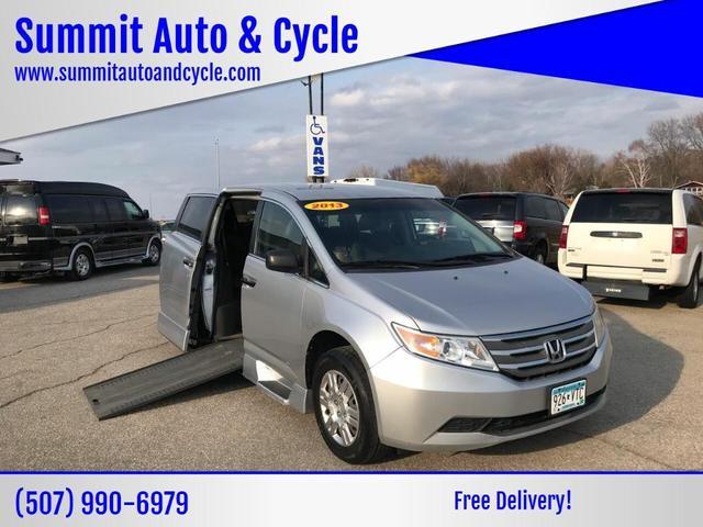 2013 Honda Odyssey for Sale in Zumbrota, MN - Image 1
