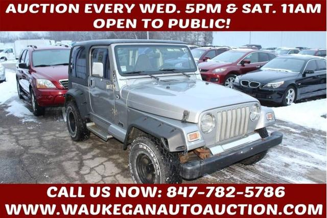 2000 Jeep Wrangler for Sale in Waukegan, IL - Image 1