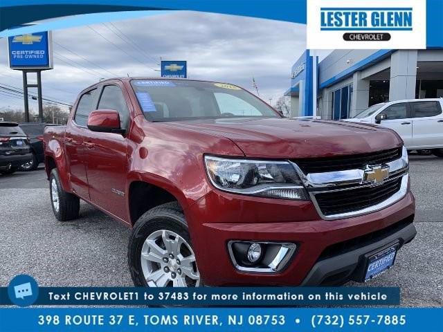 2018 Chevrolet Colorado for Sale in Toms River, NJ - Image 1