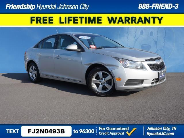 2013 Chevrolet Cruze a la venta en Johnson City, TN - Image 1