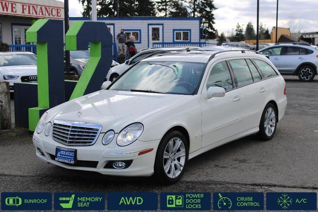 2009 Mercedes-Benz E-Class for Sale in Everett, WA - Image 1