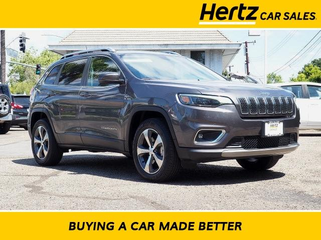 2019 Jeep Cherokee for Sale in Anaheim, CA - Image 1