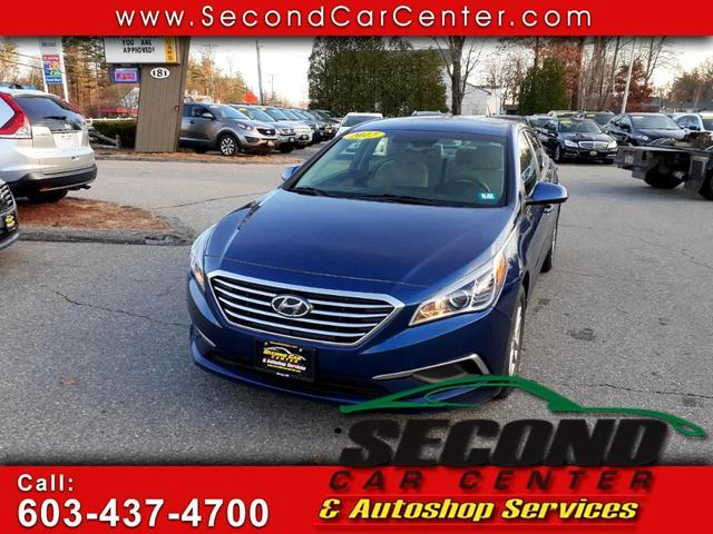 2017 Hyundai Sonata for Sale in Derry, NH - Image 1