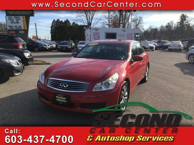 2009 INFINITI G37X for Sale in Derry, NH - Image 1