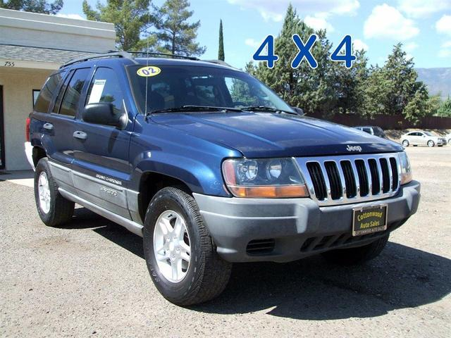Jeep Grand Cherokee 2002 for Sale in Cottonwood, AZ