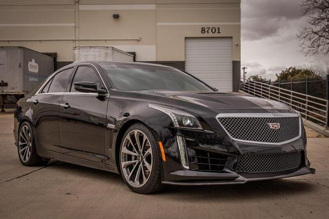 2017 Cadillac CTS-V for Sale in Albuquerque, NM - Image 1