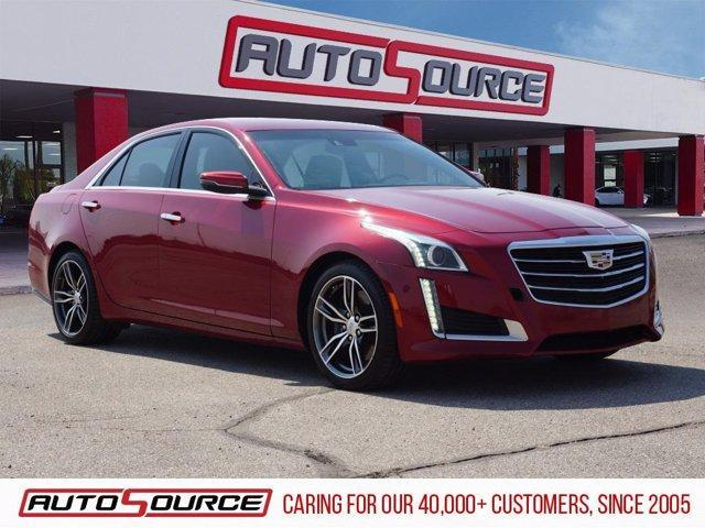 2017 Cadillac CTS for Sale in Las Vegas, NV - Image 1
