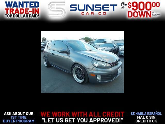2012 Volkswagen GTI for Sale in Santa Ana, CA - Image 1