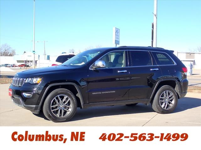 2018 Jeep Grand Cherokee for Sale in Madison, NE - Image 1