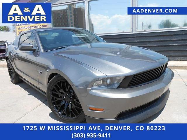 2010 Ford Mustang For Sale >> Used 2010 Ford Mustang Gt Coupe In Denver Co Near 80223 1zvbp8ch7a5124210 Auto Com