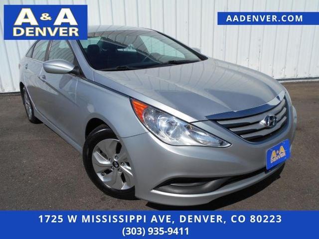 2014 Hyundai Sonata for Sale in Denver, CO - Image 1
