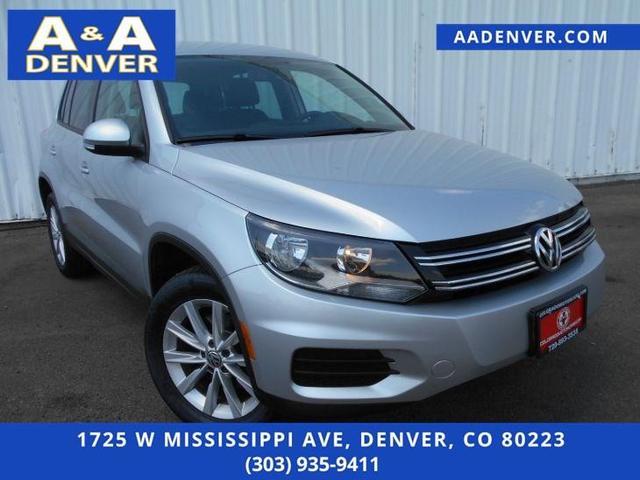 2014 Volkswagen Tiguan for Sale in Denver, CO - Image 1