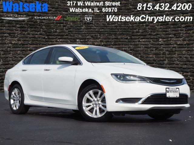 2017 Chrysler 200 for Sale in Watseka, IL - Image 1