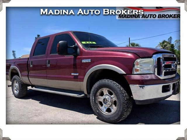 2005 Ford F-250 for Sale in Fort Myers, FL - Image 1