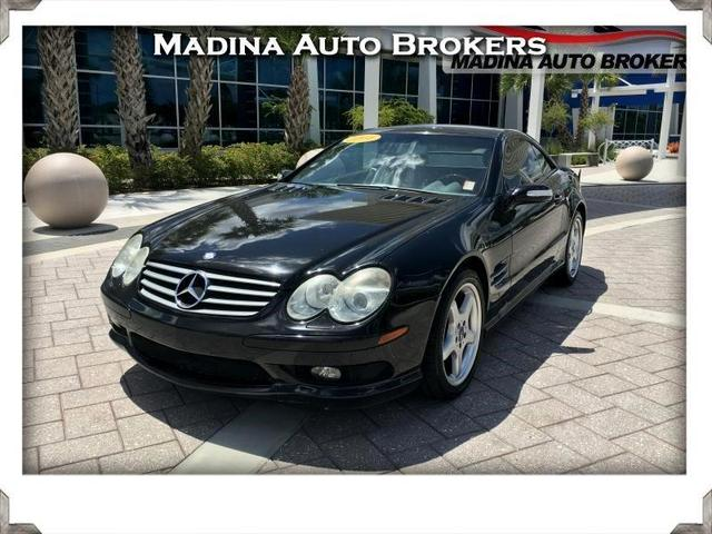 Mercedes-Benz SL-Class 2004 for Sale in Fort Myers, FL