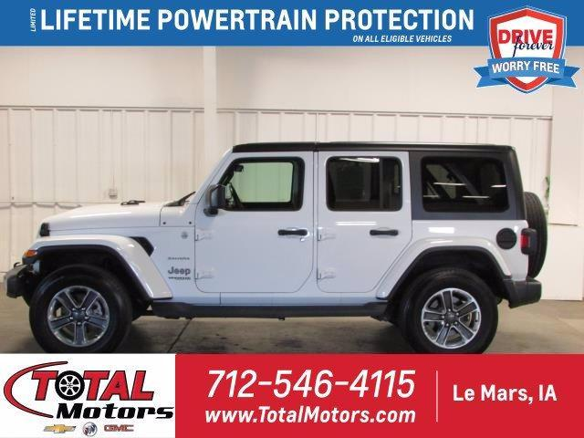 2020 Jeep Wrangler Unlimited for Sale in Le Mars, IA - Image 1