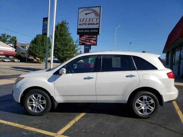 2008 Acura MDX for Sale in Grand Rapids, MI - Image 1