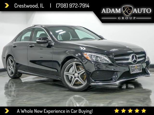 2015 Mercedes-Benz C-Class for Sale in Midlothian, IL - Image 1