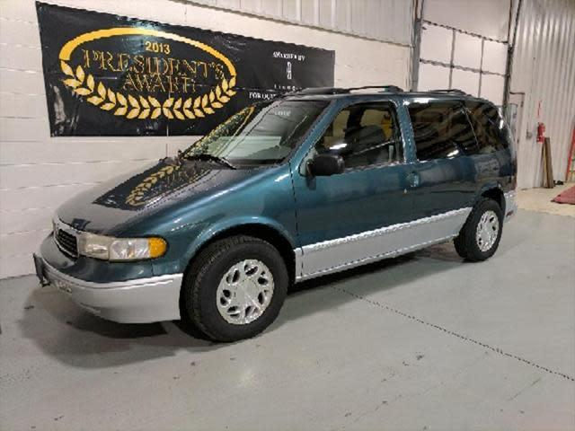1997 Mercury Villager for Sale in Beaver Dam, WI - Image 1