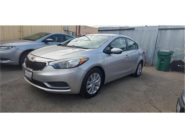 2015 KIA Forte for Sale in Stockton, CA - Image 1