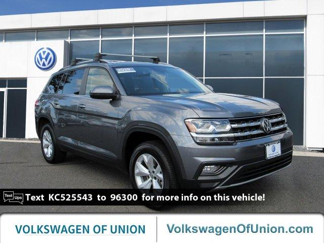 used 2019 volkswagen atlas 3 6l se suv in union nj auto com 1v2lr2ca5kc525543 auto com