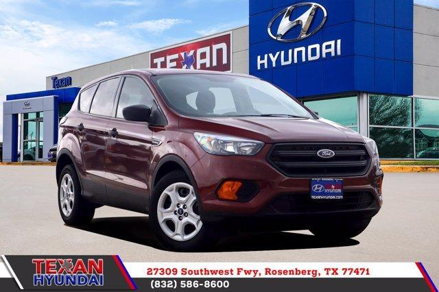 2018 Ford Escape for Sale in Rosenberg, TX - Image 1