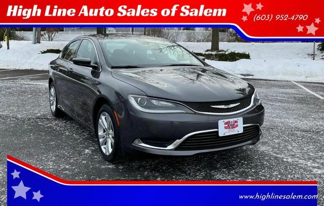2016 Chrysler 200 for Sale in Salem, NH - Image 1