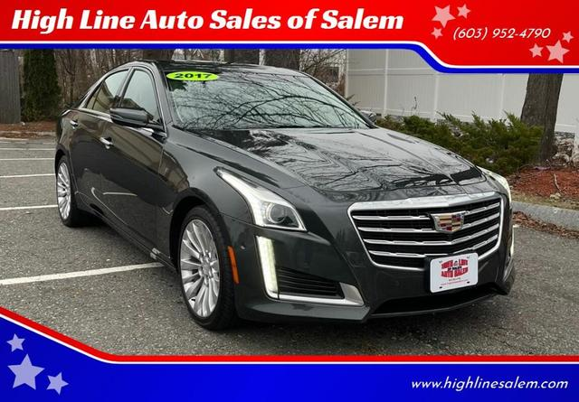 2017 Cadillac CTS for Sale in Salem, NH - Image 1