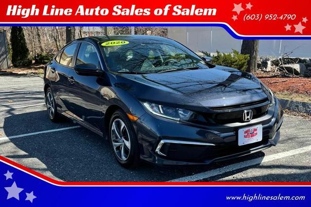 2020 Honda Civic for Sale in Salem, NH - Image 1