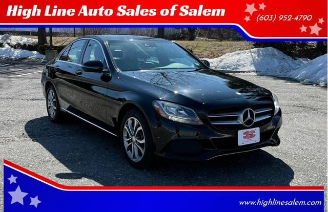 2016 Mercedes-Benz C-Class for Sale in Salem, NH - Image 1